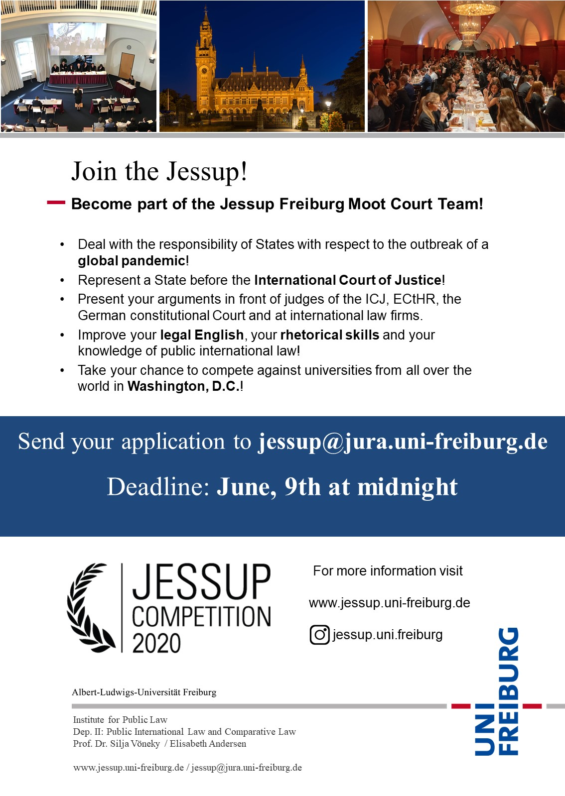 Join the Jessup
