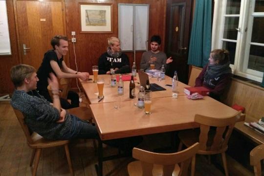 Team 2017 auf dem Schauinsland